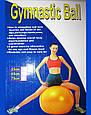 Мяч для Фитнеса Gymnastic Ball 65 см Фитбол, фото 10