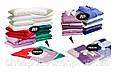 Вакуумный Пакет для Хранения Одежды Вещей Размер 60 х 80  Набор 3 шт, фото 5