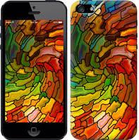 """Чехол на iPhone 5 Витраж 2 """"3578c-18-15248"""""""