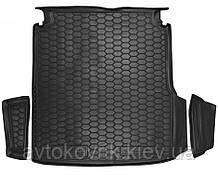 Полиуретановый коврик в багажник Volkswagen Passat B 7 (Америка) 2010-2015 (AVTO-GUMM)