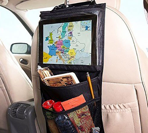 Органайзер для Авто Car Back Tablet Organizer