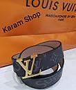 Ремни кожаные люксовая реплика Louis Vuitton, фото 6