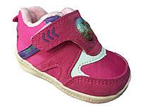 Ботинки для девочки((демо),18,21,23