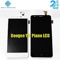 LCD дисплей + сенсор Doogee y6 piano - Модуль, фото 1