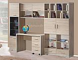 Библиотечка Нео  (Скай) 1070х2010х520мм , фото 3