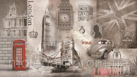 Коллаж Англия