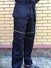 Брюки Modyf StarLine Black Wurth, фото 3