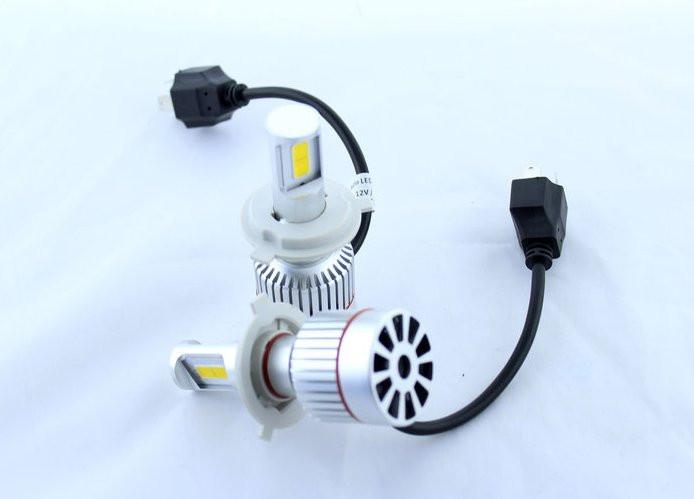 Светодиодные Лампы UKC Car Led H7 для Автомобиля 33W 3000LM 5000K