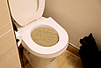 Система Приучения Котов и Кошек к Унитазу Citi Kitty Cat Toilet Training Kit, фото 5