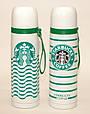 Вакуумный Термос с Ремешком Starbucks Старбакс 500 мл, фото 4