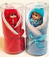 Оригинальный Сувенир Подарочное Полотенце Салфетка Куколка, фото 4