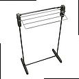 Напольная Компактная Складная Сушилка для Белья Multifunctional Clothes Rack, фото 2