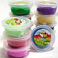 Набор Тесто для Лепки Детский Пластилин Super Light Clay Niboshi 5D 12 Цветов, фото 2
