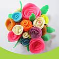 Набор Тесто для Лепки Детский Пластилин Super Light Clay Niboshi 5D 12 Цветов, фото 8