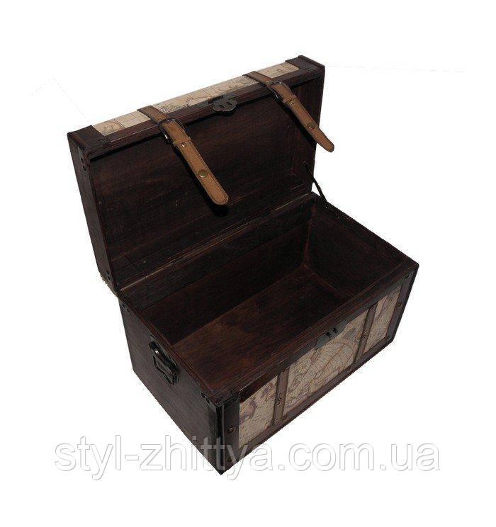 Скриня-комод для зберігання речей 50х30см