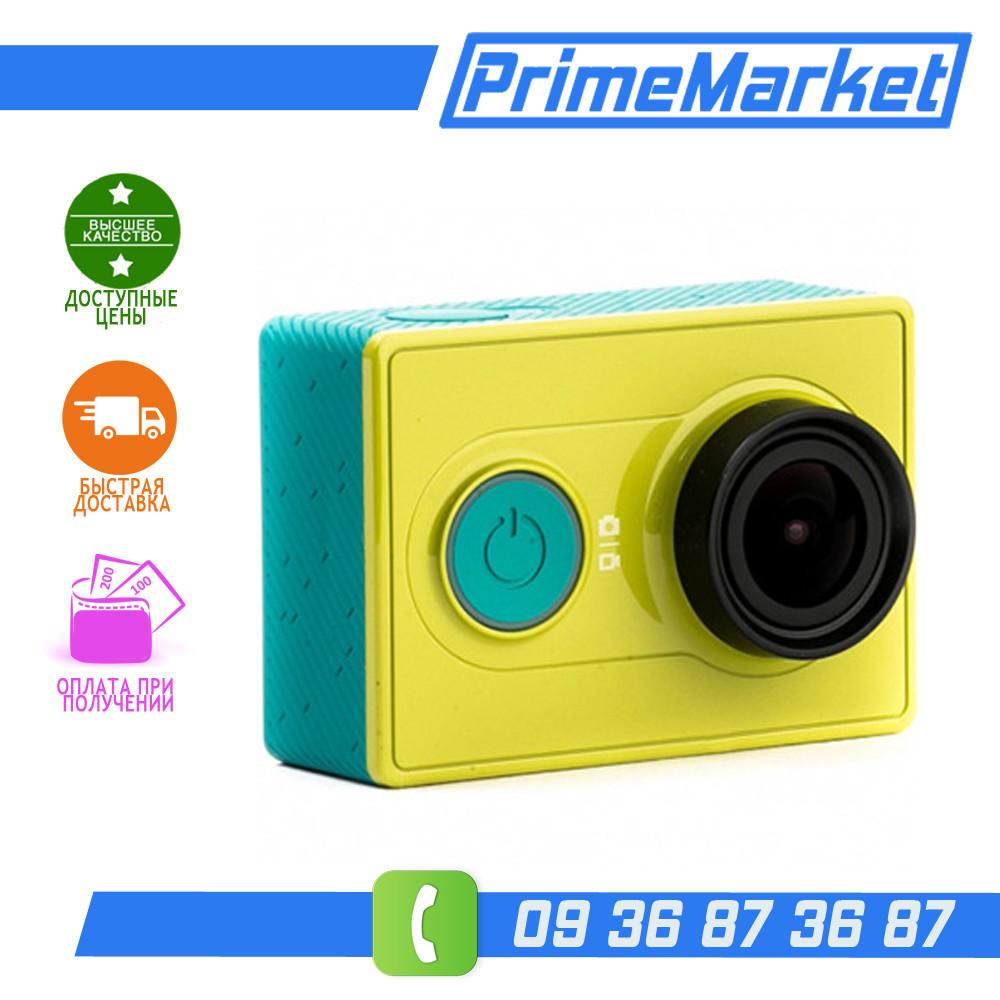 Xiaomi Yi Green/Sport Travel Edition Экшн камера 16MP FullHD WiFi аналог GoPro 3, фото 1
