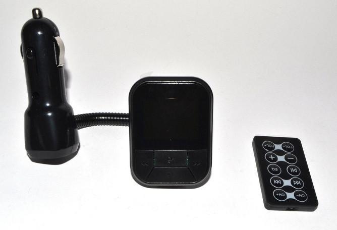 FM Трансмиттер Модулятор ST 710 D для Авто am