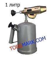 Паяльная лампа бензиновая 1 литр 3 кВт