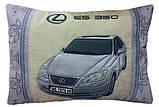 Подушка сувенірна з вишивкою силуету Вашого авто, фото 7