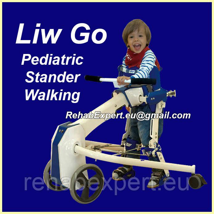 LIW GO Pediatric Stander / Walking