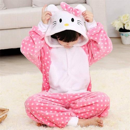 Пижама кигуруми для детей Hello Kitty