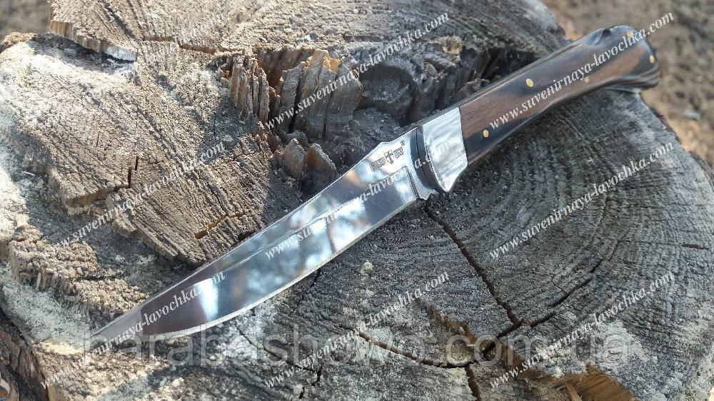 Нож складной Капитан S-111 Разделочный на подарок мужчине качественный
