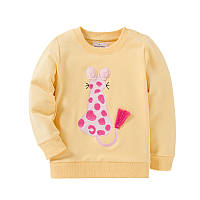 Кофта для девочки Розовый леопард Jumping Beans, фото 1