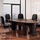 Стол для заседаний С203 Сплит Новый Стиль Венге, фото 2