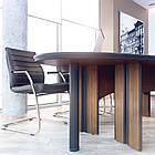 Стол для заседаний С203 Сплит Новый Стиль Венге, фото 5