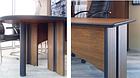 Стол для заседаний С203 Сплит Новый Стиль Венге, фото 6