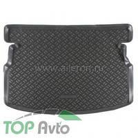 Aileron Резиновый коврик в багажник SsangYong Kyron (без оргонайзера)