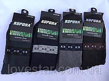 Махровые мужские носки Корона 41-45р