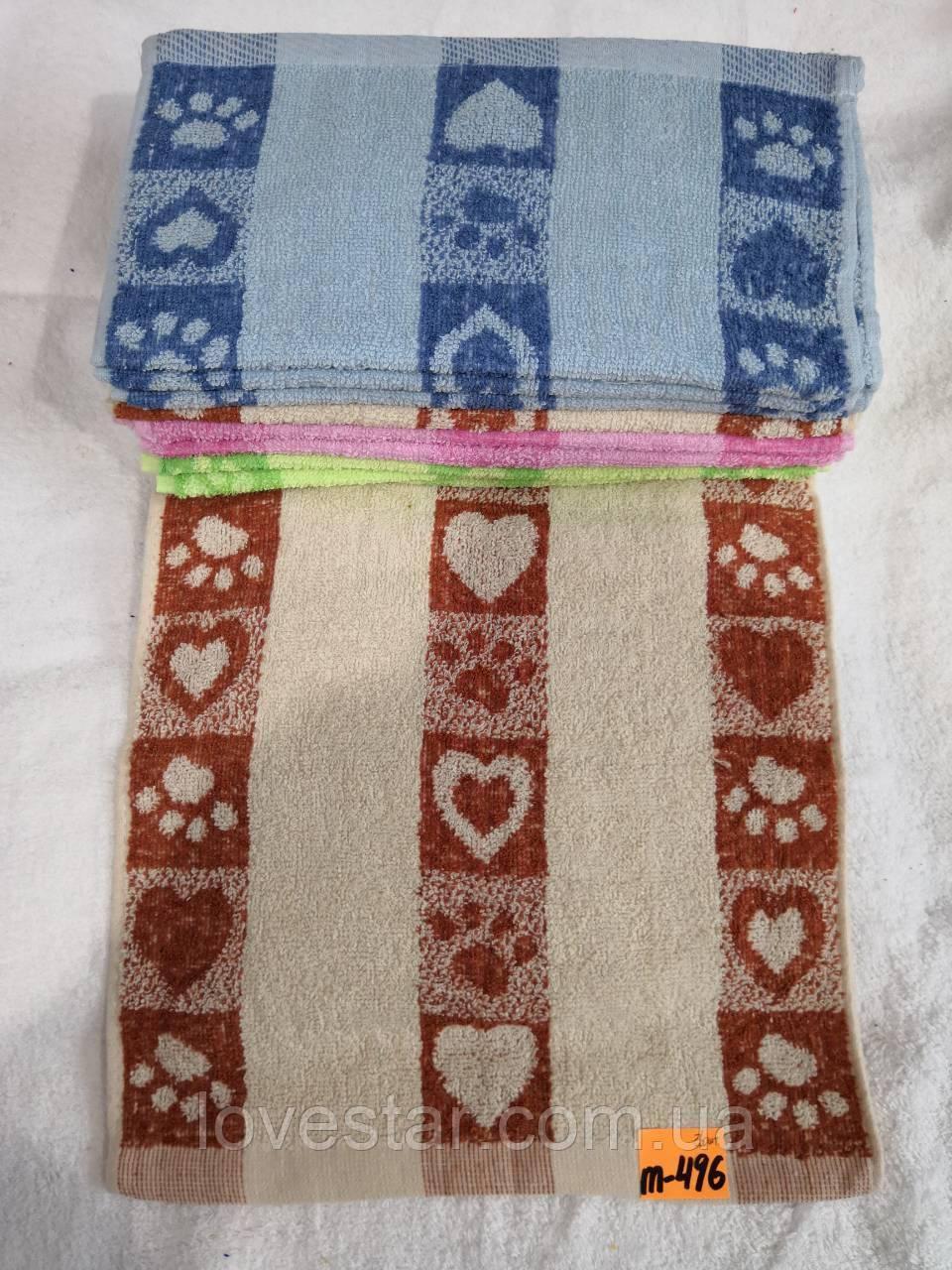 Махровые кухонные полотенца 35х70