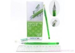 Ручка Chosch CS-821 зеленая 0,5мм., наконечник бриллиант (12/144) [578345]