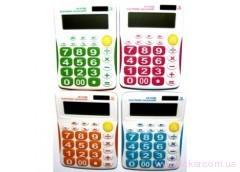Калькулятор Kenko KK-9136 настольный средний (120) [237168]