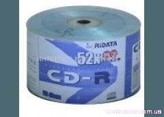 Ridata CD-R 700Mb 80min 52x (bulk 50) [192002]