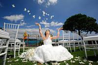 Организация и проведение европейских свадебных торжеств