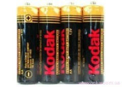 Батарейка Kodak R 6 1x4 кор. (60/900) [125007]