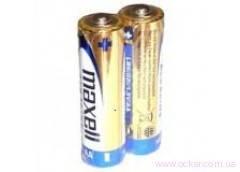 Батарейка Maxell LR 6 1x 2 в кор. (40/240) [802002]