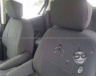 Чехлы на сиденья для Citroen C -Elysee c 2012 г дел.