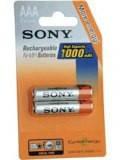 Аккумулятор Sony HR03 1000mAh 1x2 блист. NHAAAB2F (20)