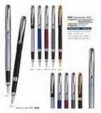 Ручка Baixin мет. перьевая FP860 mix (12) [568084]