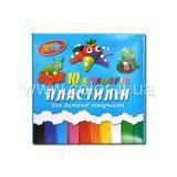 Пластилин Колорит 10цв./215гр. П-10 (44)