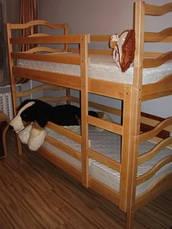 Кровать двухъярусная София с подкроватными ящиками, фото 3