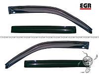 Ветровики на окна (тониров.) EGR Lexus RX330 03-09 # 92492028B
