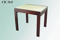 Стол кухонный нерозкладной СК №3