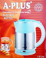 Электрический чайник А Плюс Ek-2130, 1800Вт, фото 1