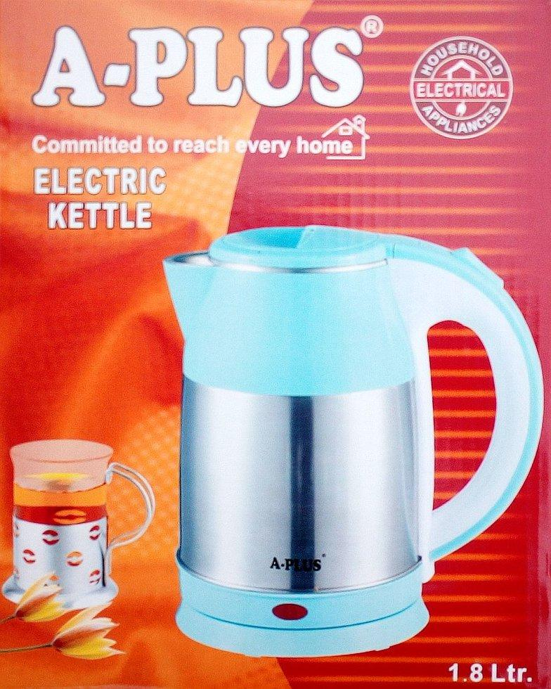 Электрический чайник А Плюс Ek-2130, 1800Вт