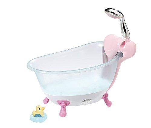 Ванночка для кукол Беби Борн Baby Born интерактивная Веселое купание 2018 г. Zapf Creation 824610