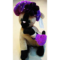 Мягкая игрушка озвученая Кошка Ира №56001-22